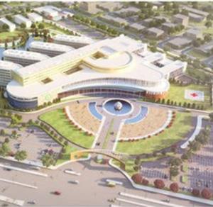 Dự án cơ sở 2 của Bệnh viện Hữu nghị Việt Đức