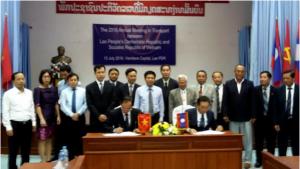 Triển khai Dự án Đường cao tốc Viêng Chăn – Hà Nội