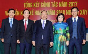 Thủ tướng Nguyễn Xuân Phúc:  Năm 2018, ngành xây dựng phải nỗ lực đạt mức tăng trưởng 9,2%