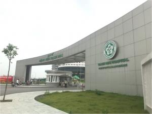 Dự án cơ sở 2 Bệnh viện Bạch Mai
