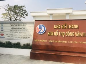 CTCP ĐTPT HẠ TẦNG KCN ĐỒNG VĂN III